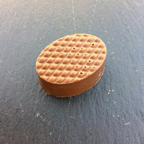 Slaný karamel v mliečnej čokoláde