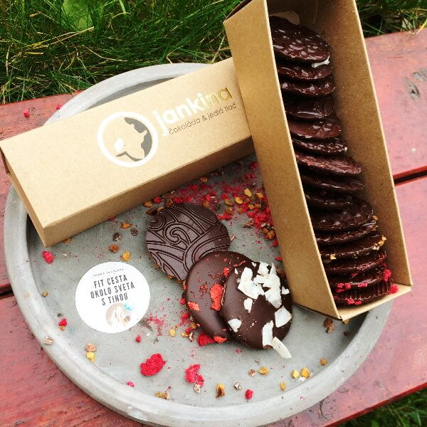horká origin fair trade čokoláda