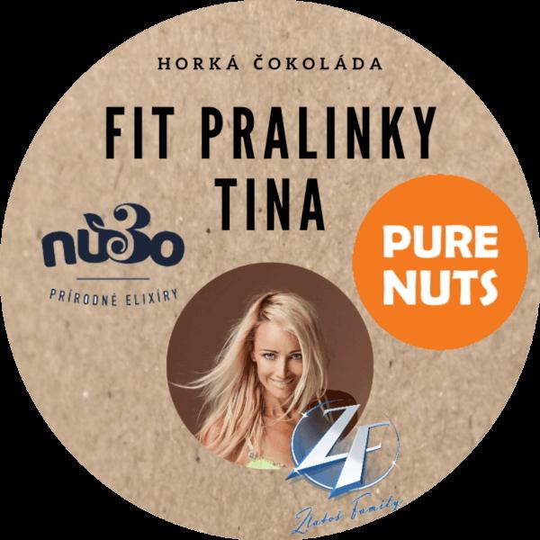 Tina Turner Zlatošová - FIT pralinky Tina
