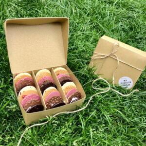 Čokokrúžky – MIX – 30ks (krabička)